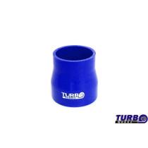 Szilikon szűkító TurboWorks Kék 63-76mm